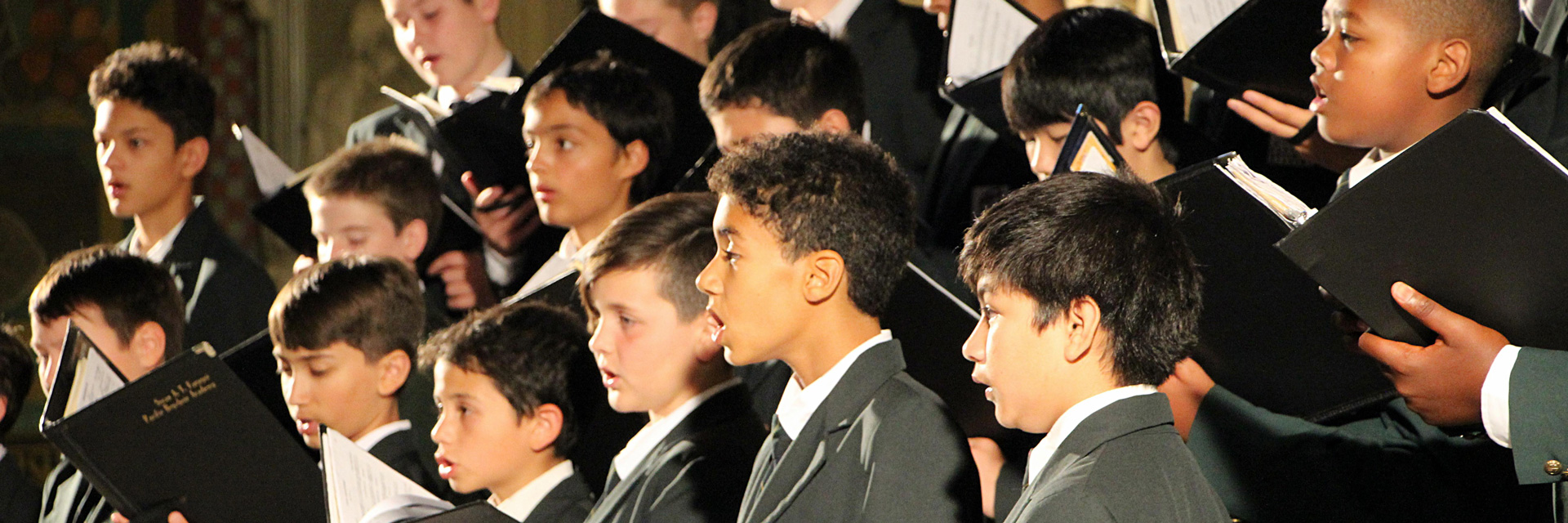 Our Choirs – Pacific Boychoir Academy